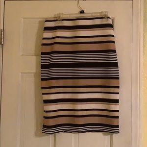 Dresses & Skirts - L striped skirt